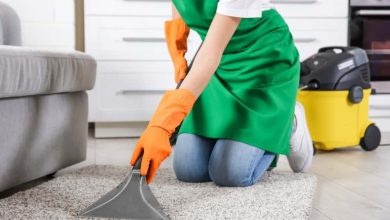 tips for cleaning carpets