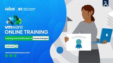 VMWARE-Online-Training