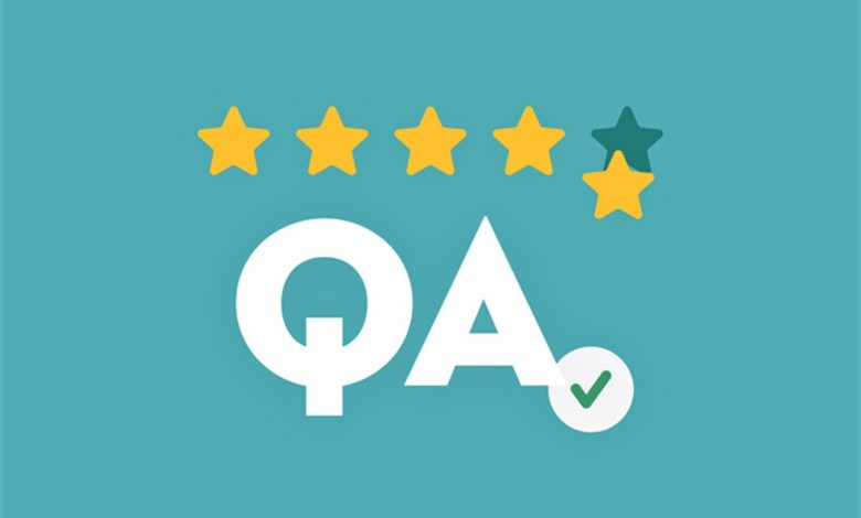QA software tester engineer