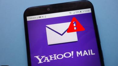 Yahoo Mail Not Loading
