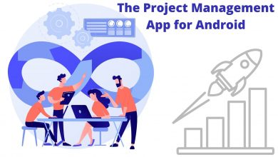 The Project Management App for Android