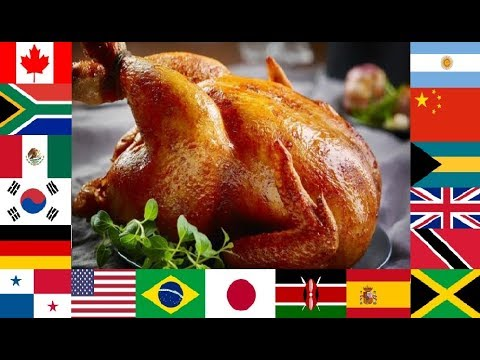 6 National Foods Of Different Countries