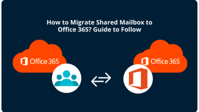 How to Migrate Shared Mailbox to Office 365 Guide to Follow