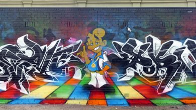 Wall Mural Artists in Melbourne