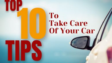 Take Care Of Your Car