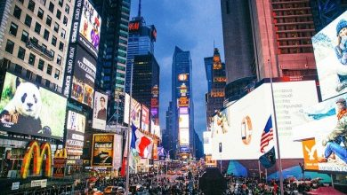 tourist spots in America